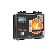Coffret 1 pince E-360NH + 600 écrous SCELL-IT - COF360