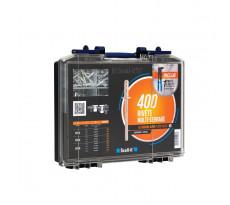 Coffret 400 rivets multi-serrage SCELLIT - avec pince à riveter E-500RH - COF500