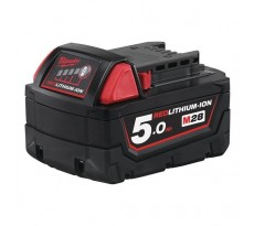 Batterie MILWAUKEE d'origine AKKU POWER - M28B5 - 28V - 5Ah L-ion - PO1099