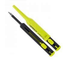 Portemine graphite LYRA DRY pointe profilée - Avec pointe télescopique - 4494102