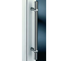 Poignée porte battante standard STG 1422.32.350 NORMBAU Inox filetage - 2545140