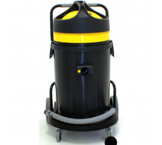 Aspirateur 2 moteurs poussière/eau 62/50 litres PROMAC - VAC-360-2N