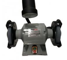 Touret Ø 150mm + éclairage 230V PROMAC - JBG-150-M