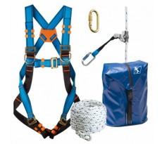 Kit harnais couvreur 10m TRACTEL - 40862 -