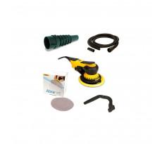 Pack Deros Pro MIRKA - Deros 5650cv en coffret + accessoires + consommables - KIT1702CDMFR