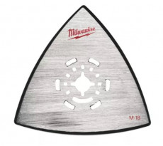 Plateau de ponçage Multitool MILWAUKEE - 48902000