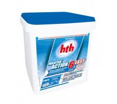 Galets de chlore stabilisé Maxitab 6 actions HTH spécial liner - 250gr - AWC-500-8161
