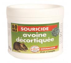 Souricide KOMAX Avoine décortiquée - 50 gr - XA50