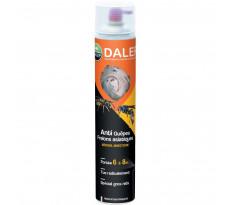 Bombe Insecticide DALEP Anti-Guêpes et Frelons asiatiques - Formule Pompier de 750 ML - 450 002