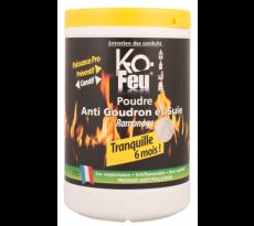 Poudre anti-goudron et suie Ko Feu VNM - FPR