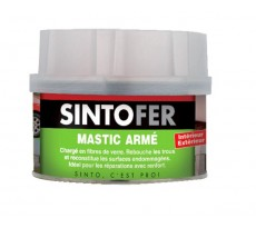 Mastic SINTOFER Armé - Répare métal - 3090
