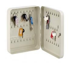 Boîte à clés Kibox THIRARD en acier époxy beige - 132