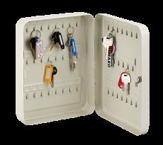 Boîte à clés Kibox THIRARD en acier époxy beige