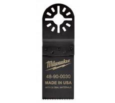 Lame de scie universelle Multitool MILWAUKEE - 489000