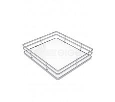 Panier à fond blanc SIGE pour élément de 300 et 400 - SIG6562