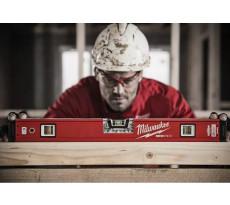 Niveau tubulaire Redstick Premium magnétique MILWAUKEE - 493245906