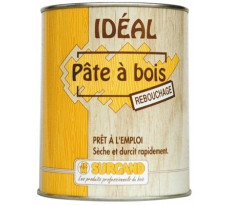 Pâte à bois Idéal SURGAND pour rebouchage - SU00002