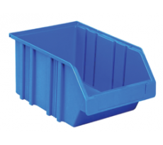 Bac de rangement à bec bleu NOVAP - 546501