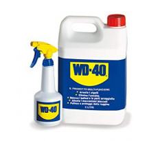 Lubrifiant multifonction WD40 - Bidon et pulvérisateur