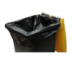 Sacs poubelles et gravats