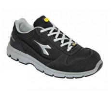 Chaussure de sécurité basse Run II DIADORA - nubuck noir - 701.175303.80013