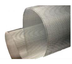Toile acier AMB en acier inox AISI 304 ou 316 - le mètre/ rouleau 30m - RETEAC