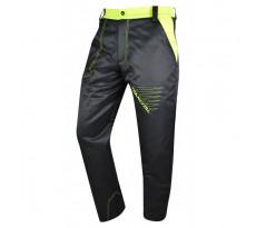 Pantalon de travail FRANCITAL Prior - Noir - Type A Classe 1 - FI001B