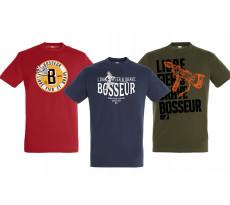 Lot de 3 Tee-shirts Edition limitée 2019 BOSSEUR - 11491