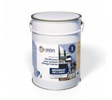 Vitrificateur à l'eau OBBIA pour parquet passage intense - VD