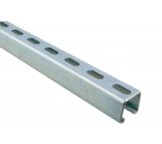 Rail de montage WALRAVEN BIS RapidStrut - 6505