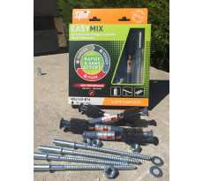 Easy-mix Kit SPIT - Blister de 4 - 06019