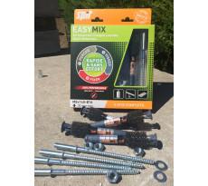 Easy-mix Kit SPIT - Blister de 4 - 06019