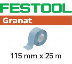 Abrasifs en rouleau FESTOOL 115x25m GR - 2011