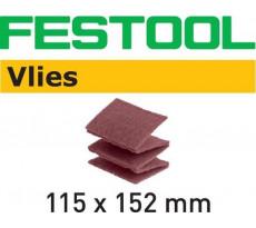 Abrasif Vlies FESTOOL 115x152 SF - VL