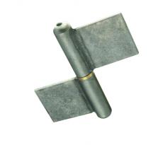 Paumelle de grille avec lame acier TORBEL - GSNR
