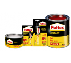 Colle contact gel PATTEX