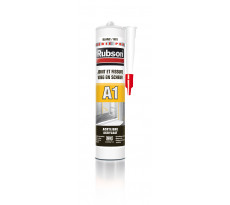 Mastic A1 joint et fissures façades RUBSON - 300 ml