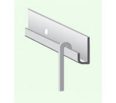 Cimaise aluminium et accessoires CIVIC
