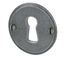 Entrée de porte Ø 43 mm BRIONNE pour bouton et béquille - 105071
