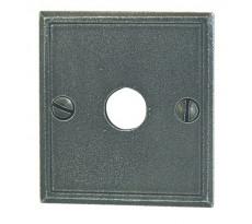Entrée carrée 60 x 66 mm BRIONNE - 105256