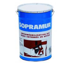 Enduit Sopramur SOPREMA - imperméabilisation extérieure - 319
