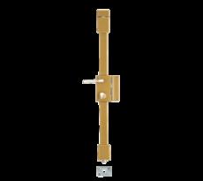 Serrure 3 points verticale THIRARD - type targa - télescopique - 523