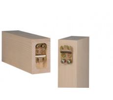 Système duo KNAPP - assemblage bois - K