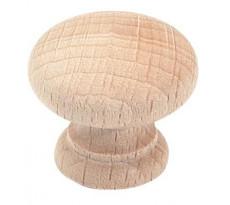 Bouton de meuble en hêtre CADAP
