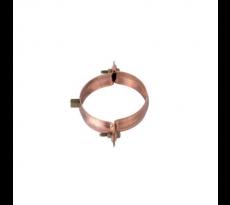 Collier cylindrique à embase en cuivre AMELUX - 14318