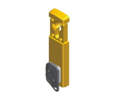 Protecteur magnétique de barillet MIDI SARL pour cylindre