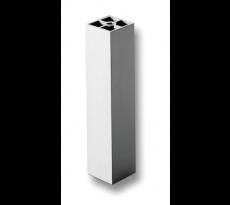Pied de meuble carré Prisma EMUCA et accessoires