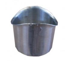 Moignon de gouttière cylindrique  - 110