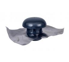 Chapeau de ventilation NICOLL avec collerette
