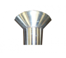 Naissance tronconique zinc naturel A.F.B.